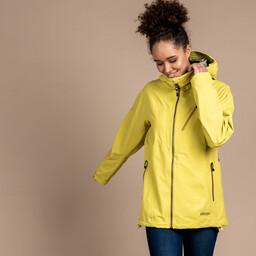 Makalu Jacket Chutney Yellow