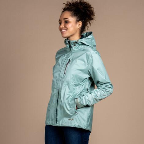 Kunde 2.5-Layer Jacket Mechi Green