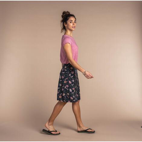Padma Pull-On Skirt