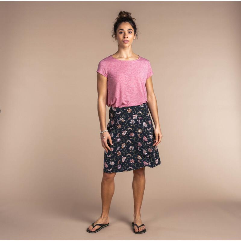 Padma Pull-On Skirt - Black