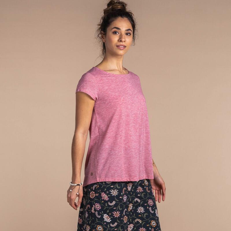 Kurzärmeliges Asha-T-Shirt - Golbera