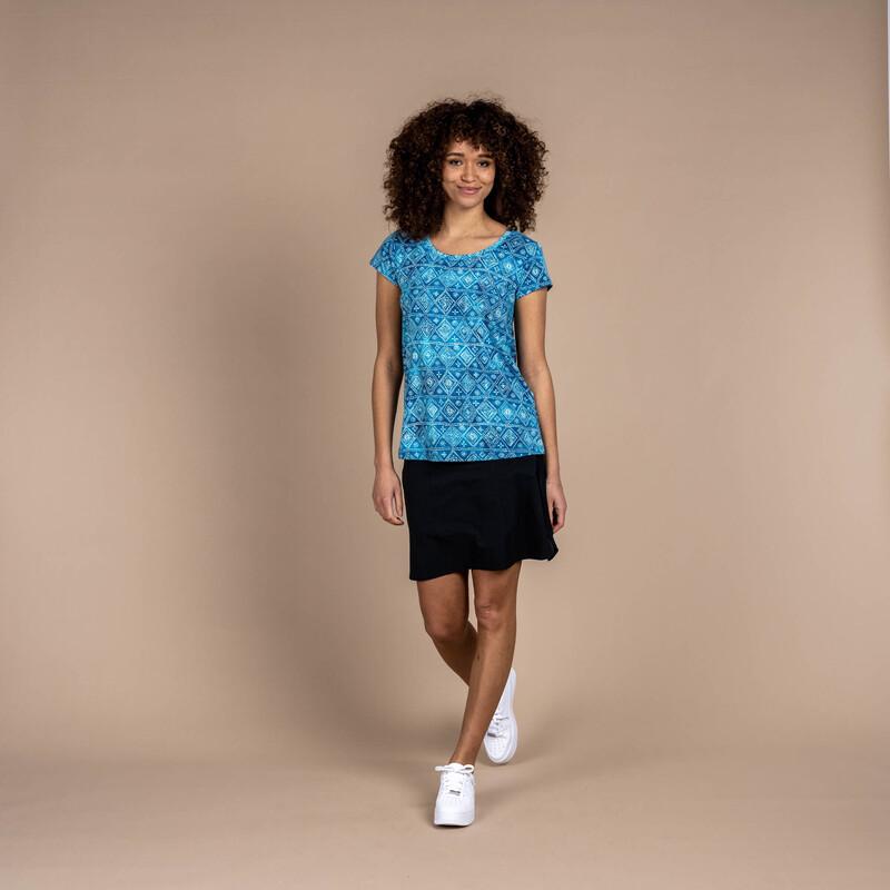 Kira Tee - Neelo Blue