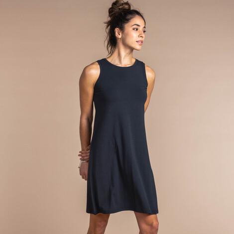 Padma Dress Black