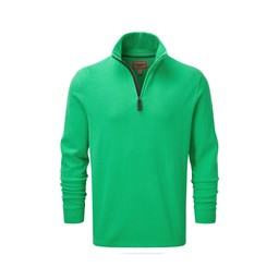 Schoffel Country Pima Cotton 1/4 Zip in Mint