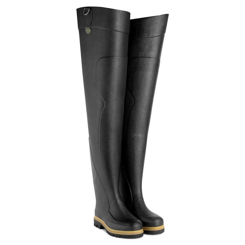 Women's Océane Ponti Thigh Wellington Boots