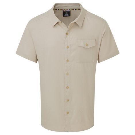 Kiran Short Sleeve Shirt Goa Sand