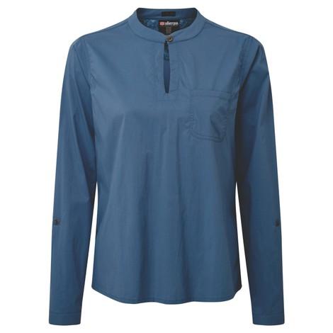 "Pulloverhemd ""Ravi"" Neelo Blue"