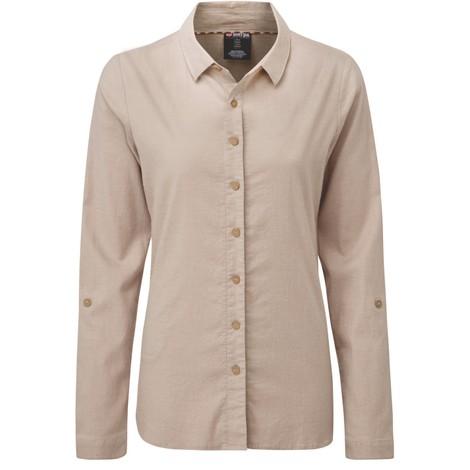 Kiran Long Sleeve Shirt Goa Sand