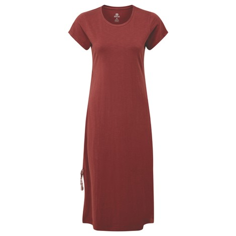 Shaanti Dress Ganden Red