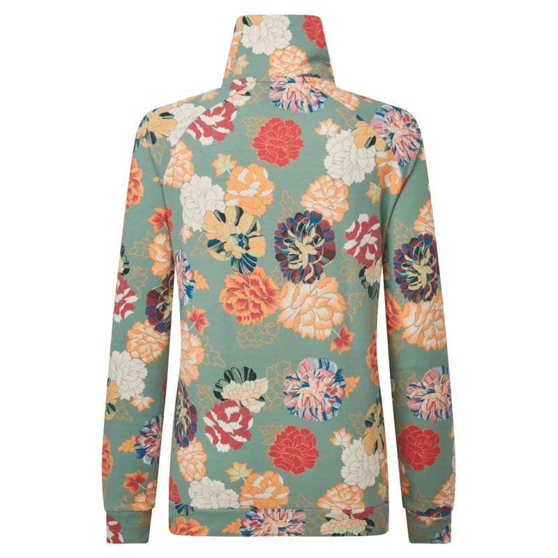 Zehma Full Zip Jacket - Mechi Print
