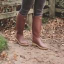 The Imperfect Women's Saint-Hubert Boot