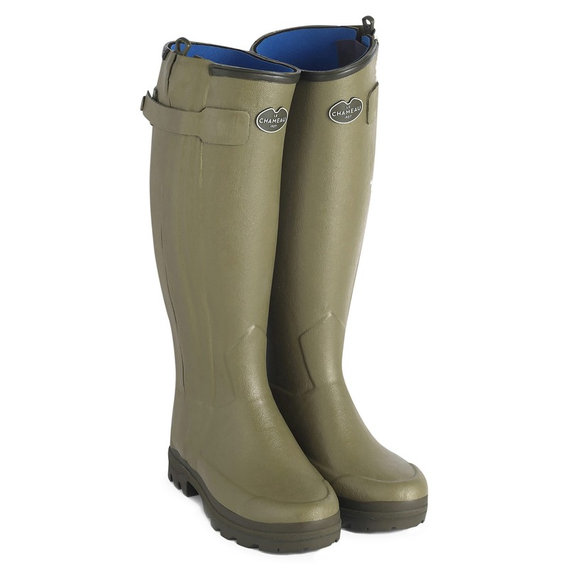 The Imperfect Women's Chasseur Neoprene Lined Boot