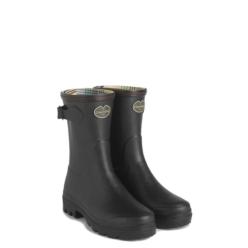 The Imperfect Women's Giverny Jersey Lined Low Boot