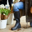The Imperfect Women's Giverny Jersey Lined Boot