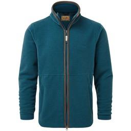 Schoffel Country Cottesmore Fleece Jacket in Dark Teal