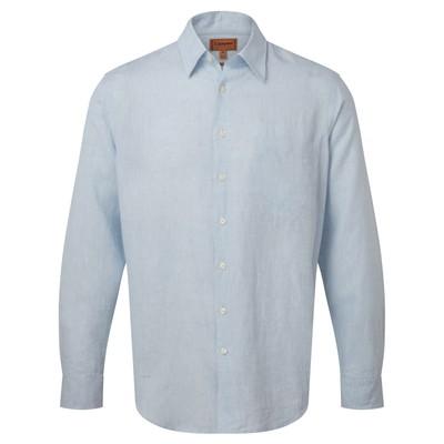 Thornham Classic Shirt Pale Blue