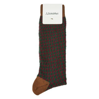 Houndstooth Sock Toffee