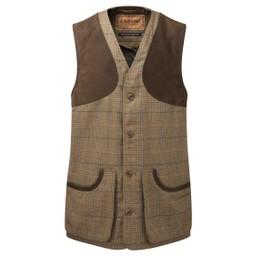 Schoffel Country Ptarmigan Tweed Waistcoat II in Arran Tweed