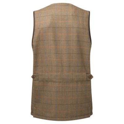 Ptarmigan Tweed Waistcoat II Arran Tweed