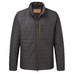 Schoffel Country Carron Jacket in Charcoal