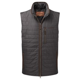 Schoffel Country Brora Gilet in Charcoal