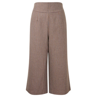 Tweed Culottes Skye Tweed