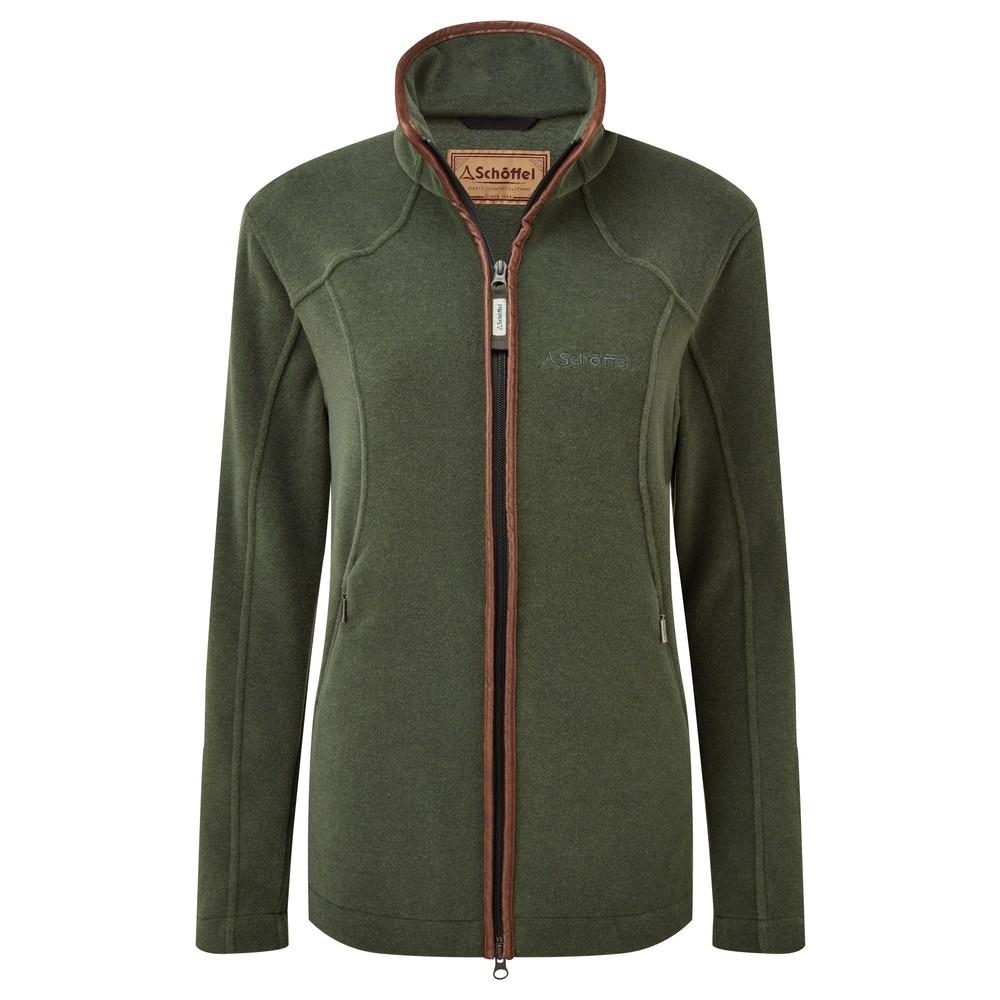 Burley Fleece Jacket Cedar Green