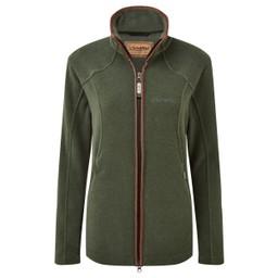 Schoffel Country Burley Fleece Jacket in Cedar Green