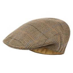 Schoffel Country Tweed Classic Cap in Arran Tweed