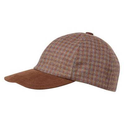 Barnsdale Cap Skye Tweed
