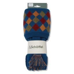 Schoffel Country Ptarmigan Pro Sock in Royal Blue