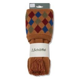 Schoffel Country Ptarmigan II Sock in Toffee