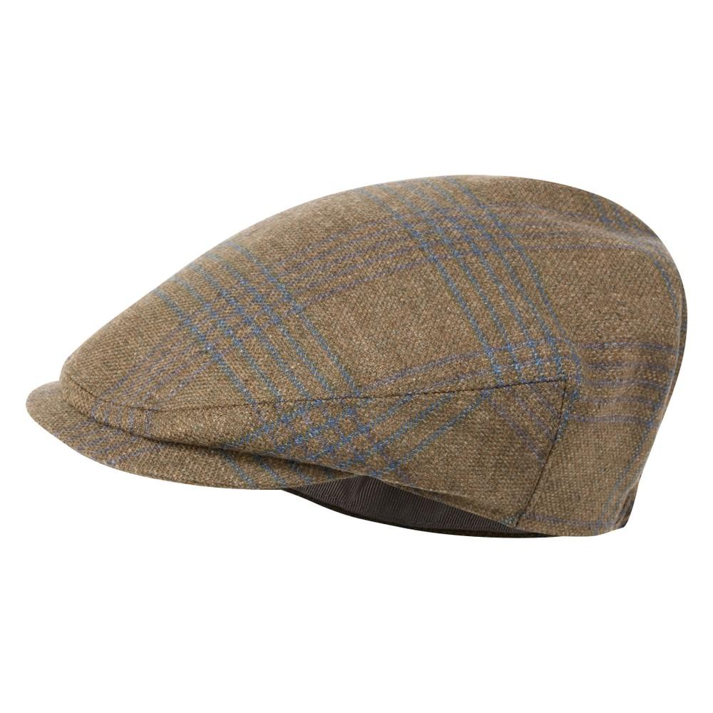 Ladies Tweed Cap Iona Tweed