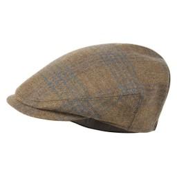 Schoffel Country Ladies Tweed Cap in Iona Tweed