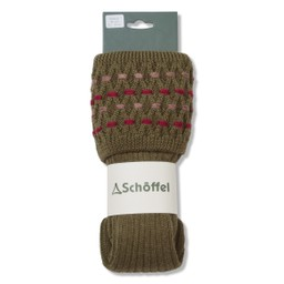 Schoffel Country Stitch Sock II in Moss