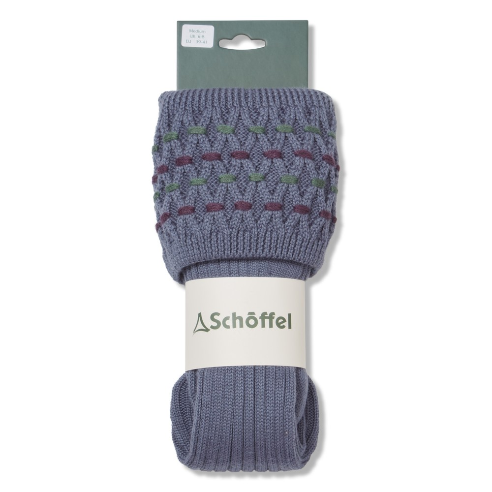 Ladies Stitch Sock II Harebell