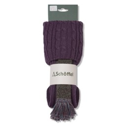 Schoffel Country Lilymere Sock in Purple