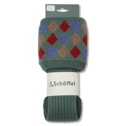 Schoffel Country Ladies Ptarmigan Sock in Cedar Green