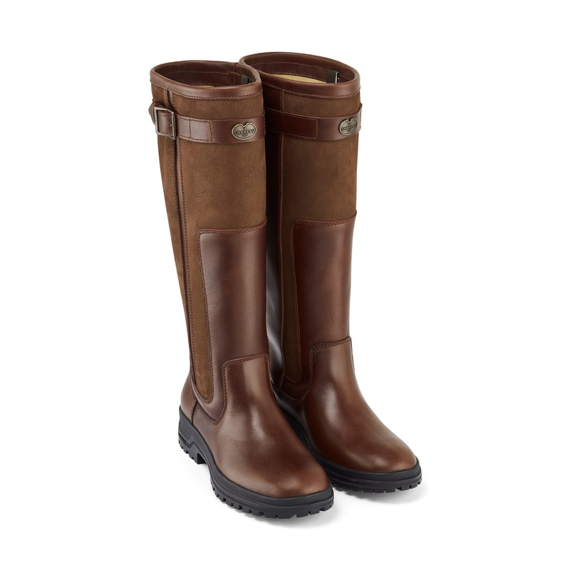 Jameson Women's Standard Fit Leather Boots