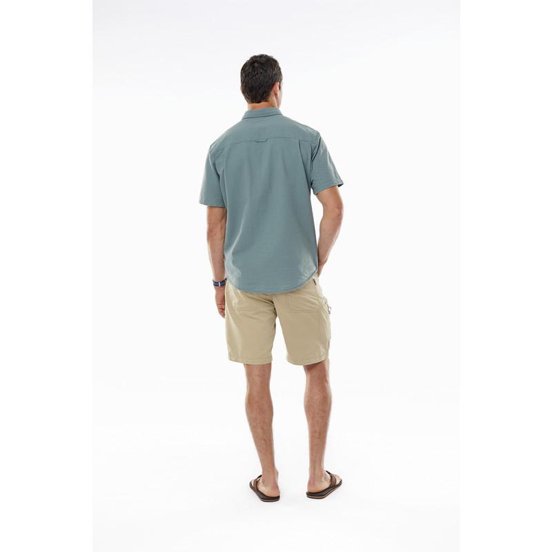 Mid-Coast Seersucker S/S Shirt