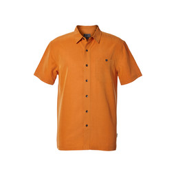 Royal Robbins Mojave Pucker Dry S/S Shirt in Desert Sun