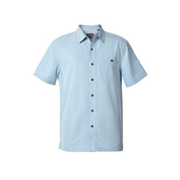 Royal Robbins Mojave Pucker Dry S/S Shirt in Winter Sky