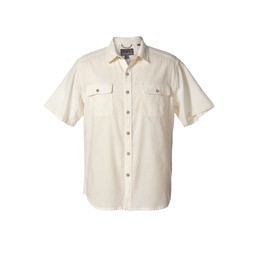 Royal Robbins Cool Mesh S/S Shirt in Creme