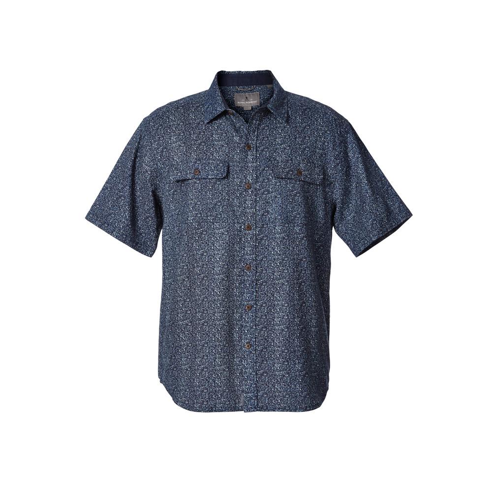 Cool Mesh S/S Shirt Eclipse Print