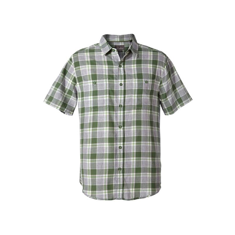 Point Reyes Plaid II S/S Shirt