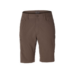 Royal Robbins Active Traveller Stretch Short in Falcon