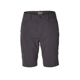 Royal Robbins Active Traveller Stretch Short in Asphalt