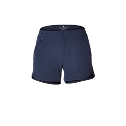 Royal Robbins Alpine Road Short 5'' in Deep Blue
