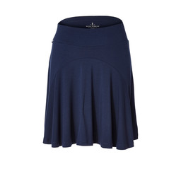 Royal Robbins Essential Tencel Skirt in Deep Blue