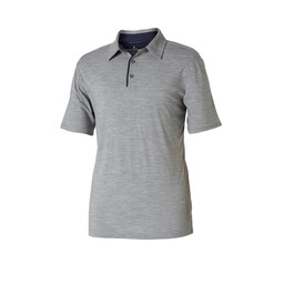 Royal Robbins Merinolux Polo in Lt Pewter
